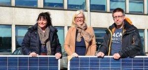 zonnepanelen vergunning