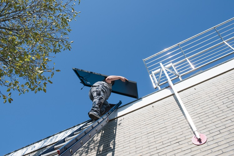 zonnepanelen installateurs